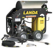Landa Hot Water Pressure Washer