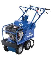 bluebird pr22 power rake manual