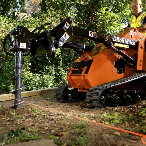 Ditch Witch SK 750