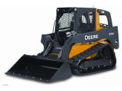 JD 319 Track skid steer loader